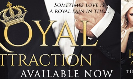 Royal Attraction by Tiffany Truitt Release Blitz