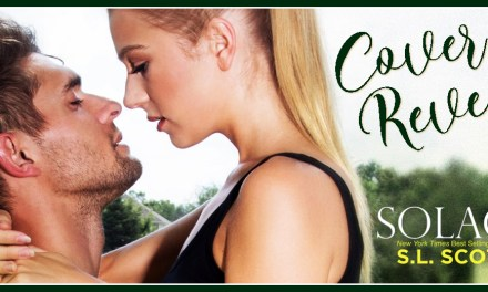 Solace by S. L. Scott Cover Reveal
