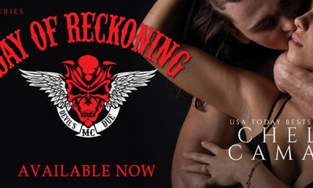 Day of Reckoning by Chelsea Camaron Release Blitz
