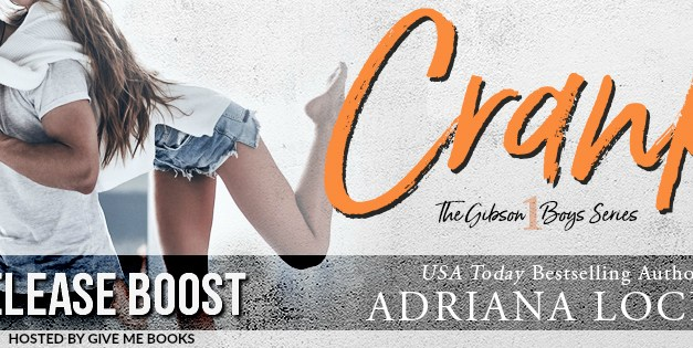 Crank by Adriana Locke Release Boost