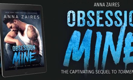 Obsession Mine by Anna Zaires Release Blitz