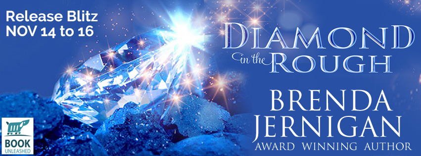 Diamond in the Rough by Brenda Jernigan Release Blitz