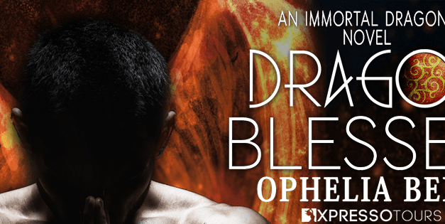 Dragon Blessed by Ophelia Bell Cover Reveal