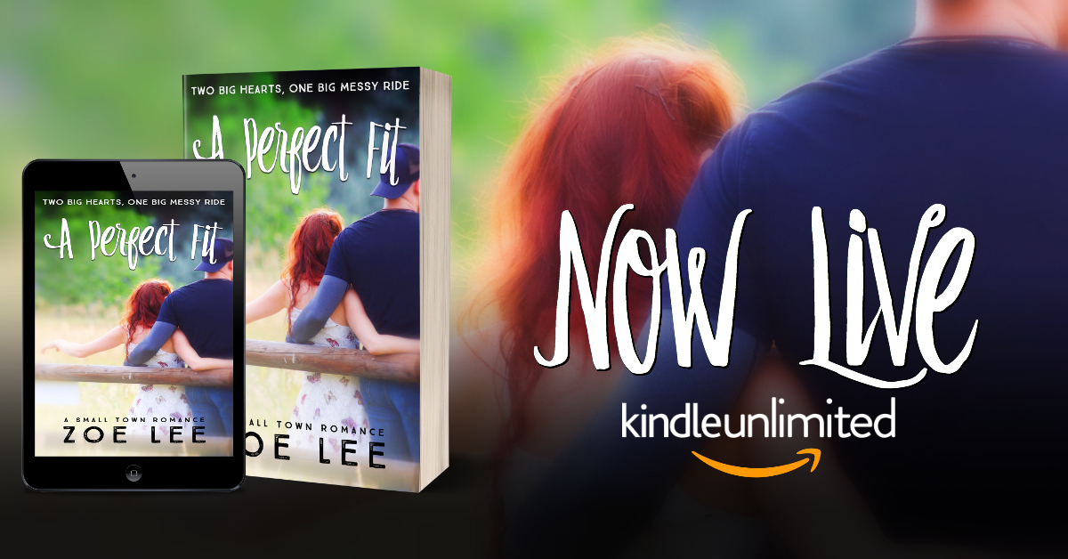 A Perfect Fit by Zoe Lee Release Blitz