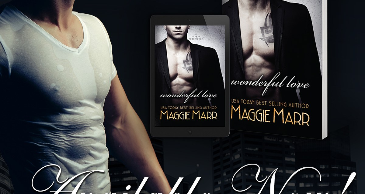 Wonderful Love by Maggie Marr Release Blitz