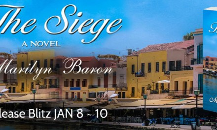 The Siege by Marilyn Baron Release Blitz