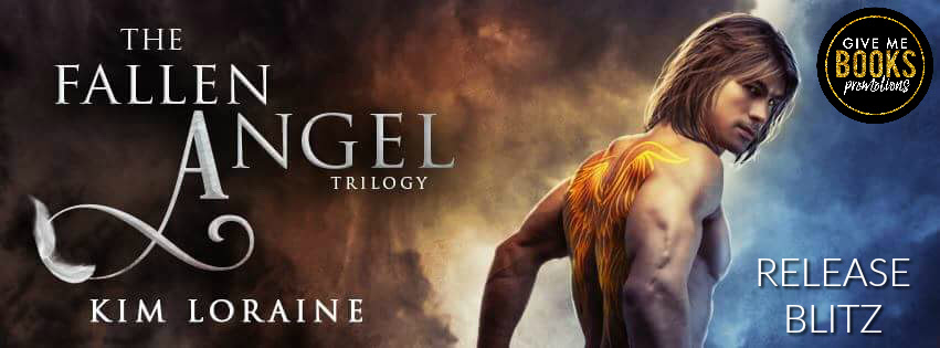 The Fallen Angel by Kim Loraine Release Blitz