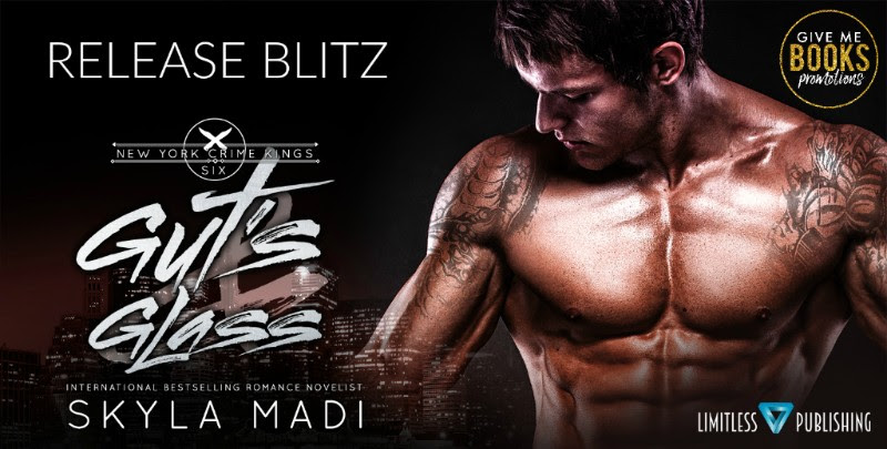 Guts & Glass by Skyla Madi Release Blitz