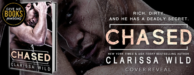 Chased by Clarissa Wild Cover Reveal