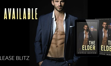 The Elder by Celia Aaron Release Blitz