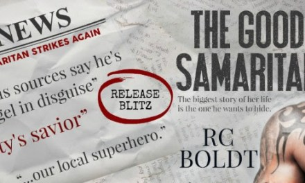 The Good Samaritan by R.C. Boldt Release Blitz
