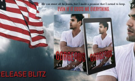 Gorgeous by Kristy Marie Release Blitz
