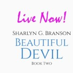 Beautiful Devil by Sharlyn G. Branson Release Blitz