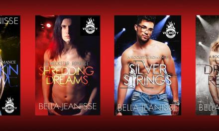 Driving Reigns by Bella Jeanisse's Author Spotlight and Release Blitz