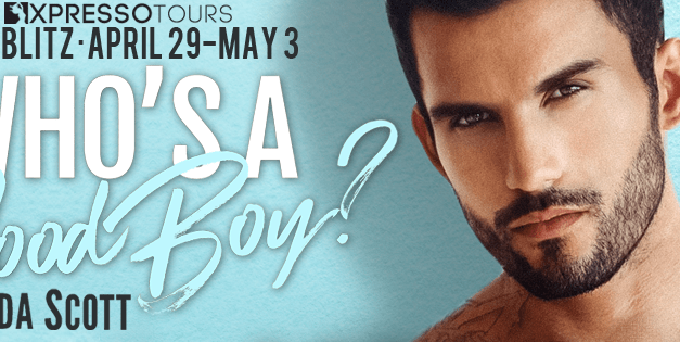 Who's a Good Boy by Ada Scott Book Blitz