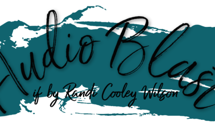 If by Randi Cooley Wilson Audio Release