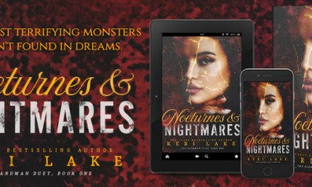 Nocturnes & Nightmares by Keri Lake Release Blitz