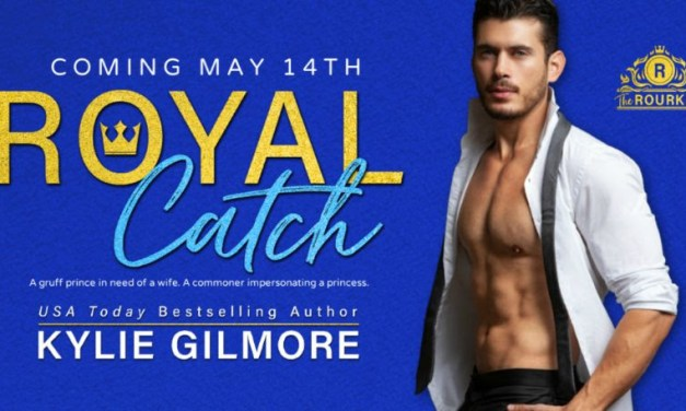Royal Catch by Kylie Gilmore Cover Reveal
