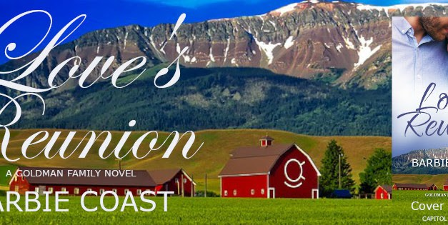 Love's Reunion by Barbie Coast Cover Reveal