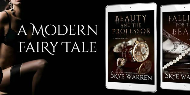 Beauty and the Professor by Skye Warren Release Blitz