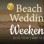 Beach Wedding Weekend by Rachel Magee Blog Tour