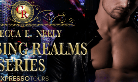 Crossing Realms by Rebecca E. Neely Cover Reveal