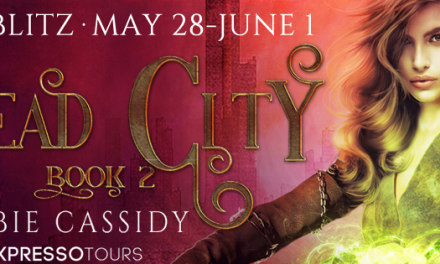 Dead City by Debbie Cassidy Release Blitz