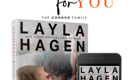 Fighting For You by Layla Hagen Cover Reveal
