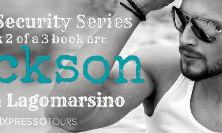 Jackson by Giulia Lagomarsino Cover Reveal
