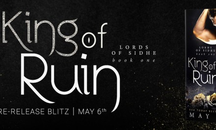 King of Ruin by May Sage Excerpt Reveal