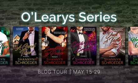 Hold Me Close by Shannyn Schroeder Blog Tour