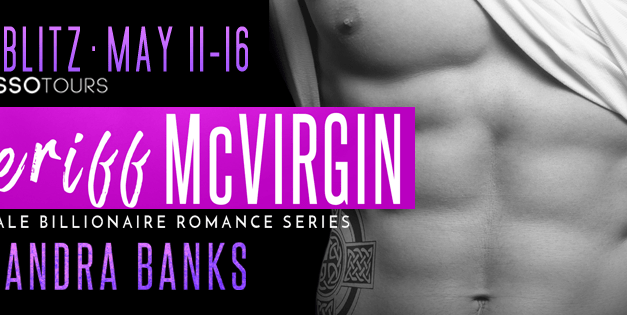Sheriff McVirgin by Alexandra Banks Book Blitz
