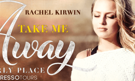 Take Me Away by Rachel Kirwin Cover Reveal