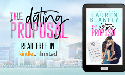 The Dating Proposal by Lauren Blakely Release Day Launch