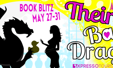 Their Baby Dragon by Annie Nicholas Release Blitz