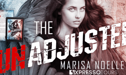 The Unadjusteds by Marisa Noelle Cover Reveal