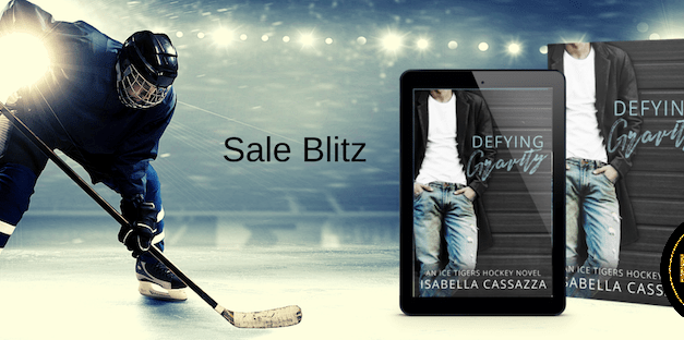 Defying Gravity by Isabella Cassazza Sales Blitz