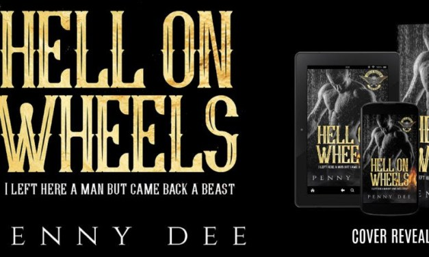 Hell On Wheels by Penny Dee Cover Reveal