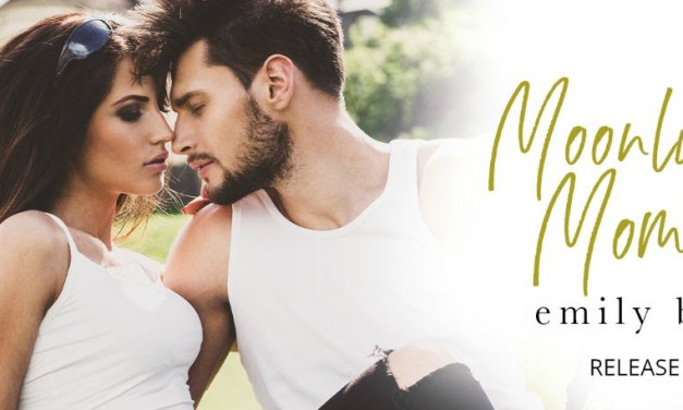 Moonlight Moments by Emily Bowie Release Blitz