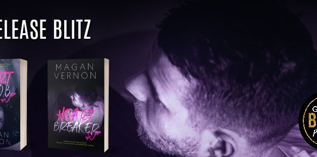 HeartBreaker by Magan Vernon Release Blitz
