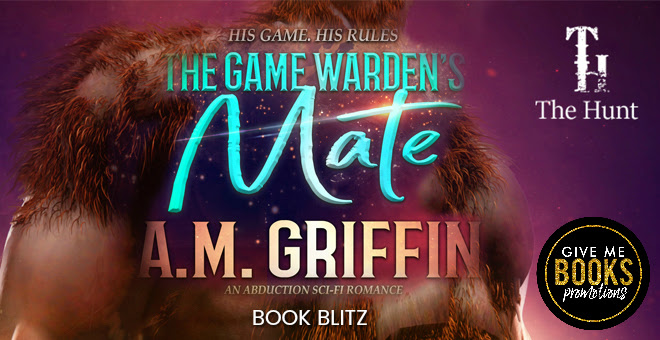 The Game Warden's Mate by A.M. Griffin Book Blitz
