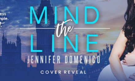 Mind the Line by Jennifer Domenico Cover Reveal