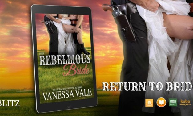Their Rebellious Bride by Vanessa Vale Release Blitz