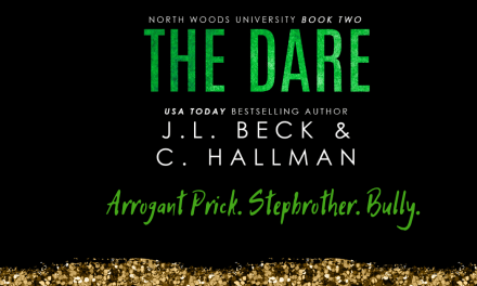 The Dare by J.L. Beck & C. Hallman Cover Reveal