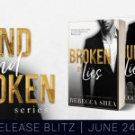 Bound and Broken by Rebecca Shea Cover Reveal and Re-Release