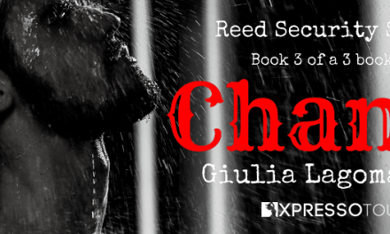 Chance by Giulian Lagomarsino Cover Reveal
