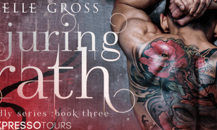 Conjuring Wrath by Michelle Gross Cover Reveal
