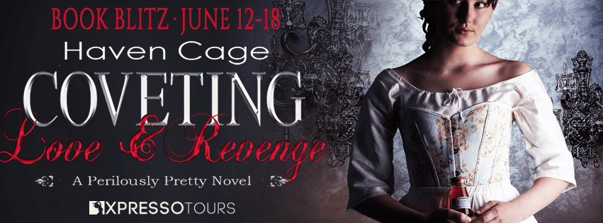 Coveting Love & Revenge by Haven Cage Book Blitz