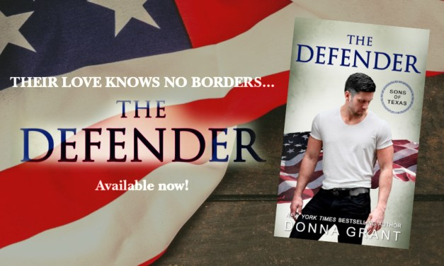 The Defender by Donna Grant Blog Tour