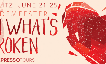 From What's Broken by R.M. Demeester Book Blitz